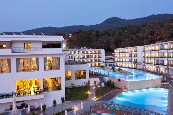 Bodrum, Thor Hotel Spa & Villas, exterior, hotel, piscina.jpg
