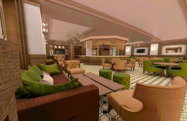 Alanya, Hotel Delphin Botanik Premium, interior, lounge.jpg