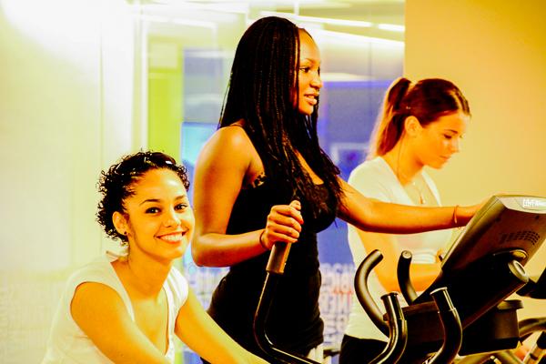 Costa Brava, Aqua Hotel Promenade, sala fitness.jpg