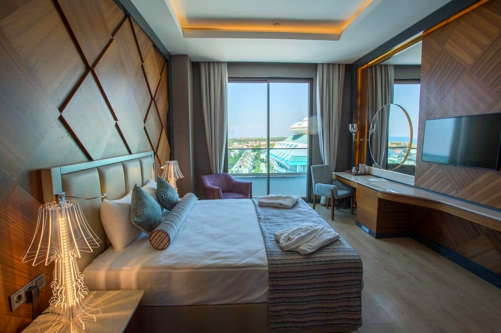 Belek, Sensitive Premium Resort & Spa, suita.jpg