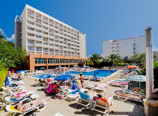 Costa Brava, Hotel Santa Monica.jpg