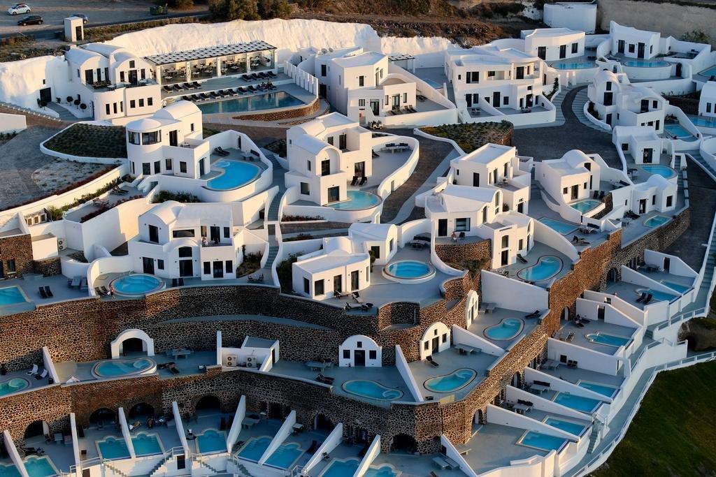 Hotel Ambassador Aegean Luxury Suites