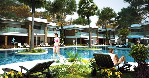 Kemer, Hotel Nirvana Lagoon Villas Suite, exterior, piscina, sezlonguri.jpg