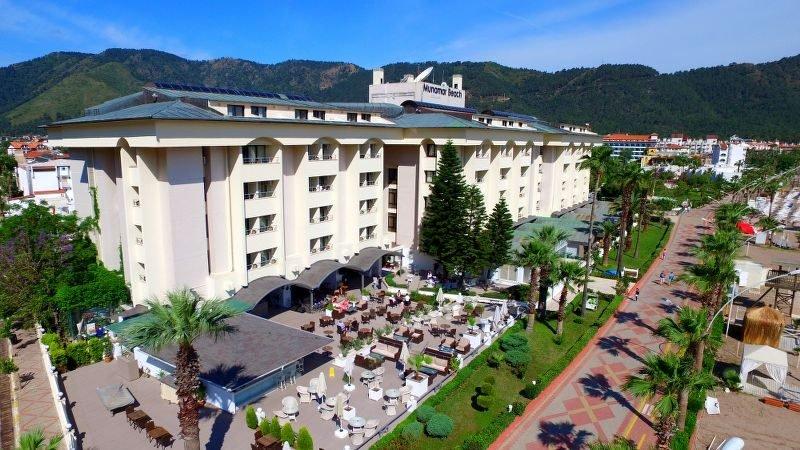 Hotel Munamar Beach Residence