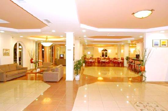 Zakynthos, Hotel Petros, interior, lobby, receptie.jpg