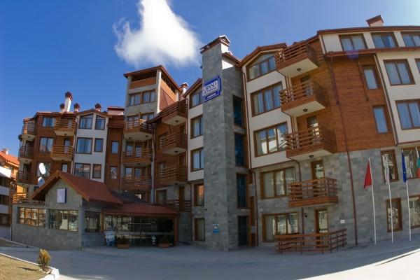 Apart Hotel Grand Montana