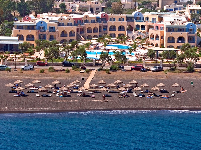 Hotel Santo Miramare Beach Resort