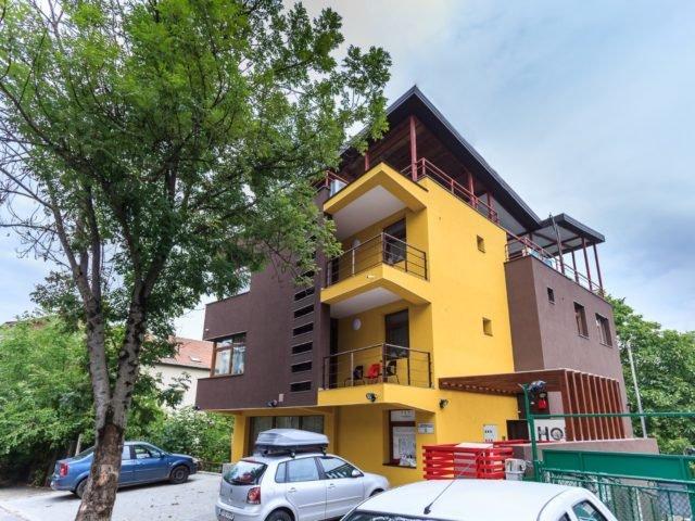 Hotel Aparthotel Gutinului