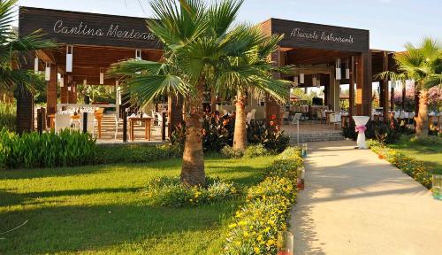 Hotel Rixos Lares restaurant.JPG