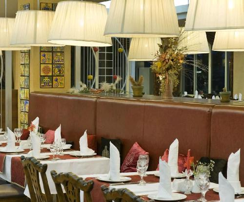 Hotel Delphin Diva Premiere restaurant.JPG