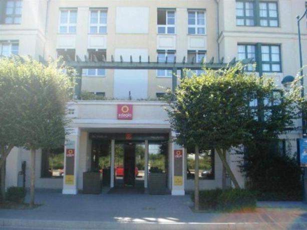 Hotel Adagio Access Marne-La-Vallée Torcy