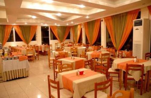 Hotel Admiral Argassi restaurant.JPG