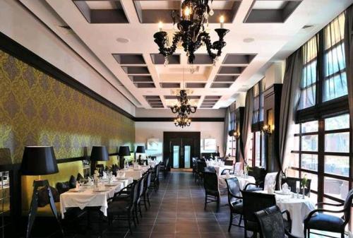 Hotel Paloma Renaissance Antalya Beach Resort restaurant.JPG
