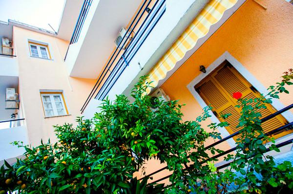 Billis Studios, Parga, exterior, camera, terasa.jpg