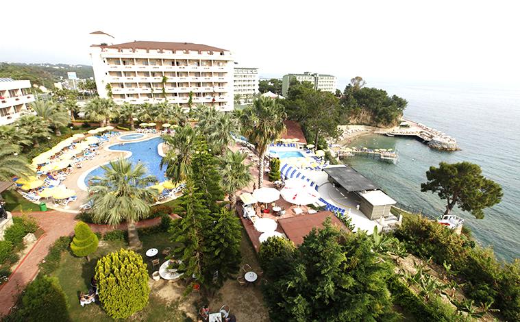 Aska Bayview Resort Hotel